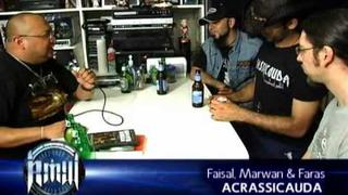 ACRASSICAUDA on Robbs MetalWorks 2011