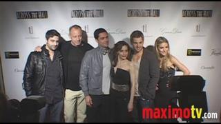 'ACROSS THE HALL' Movie Premiere Brittany Murphy (RIP) Last Appearance