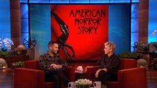 Adam Levine Gets a Scare