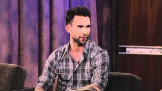 Adam Levine on Jimmy Kimmel Live PART 2