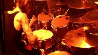 ADAM PIERCE - All Shall Perish - DRUMCAM - Divine Illusion