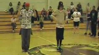 Adam Sevani's choreography