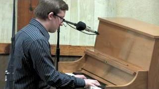 Adam Yarian plays Snowy Morning Blues by JPJ