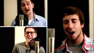"""Adele Medley"" - Alex Goot, Justin Robinett & Michael Henry"