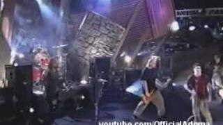 Adema - Giving In - Live on Kimmel - With Mark Chavez
