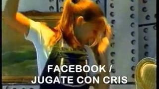 ADOLESCENTE - Chiquititas 2001 (Luisana Lopilato & Camila Bordonaba)