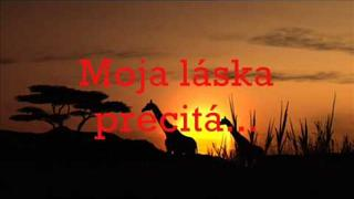 Afrika moja láska