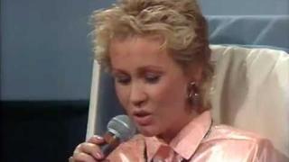 Agnetha Fältskog (ABBA) : Jag var så kar (I Was So In Love) Live Hagge '85 (Eng. Subs)