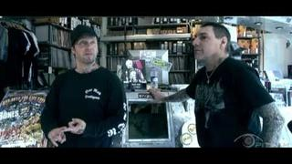 Agnostic Front - Bands ask Roger Miret & Vinnie Stigma [Part 2] [PitCam]