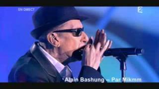 Alain Bashung - Résidents de la République - Victoires 2009