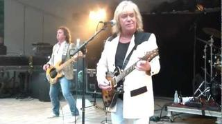 Alan Silson at 60's festival in Denmark (2011 August 13) Part 1