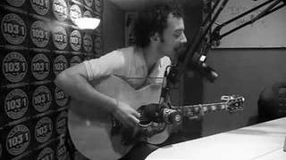 "Albert Hammond Jr. on Indie 103.1 FM - ""Feed Me Jack"""