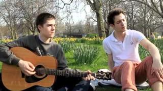 Aleks Josh (A day in Hyde Park)