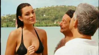 Alena Seredova sexy Un Estate ai Caraibi