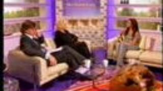 Alesha on Richard and Judy Part 1