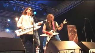 Alestorm - The Huntmaster - Live At Wacken 2008 [High Quality]