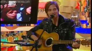 "Alex Band - ""Adrienne"" MTV Brazil"