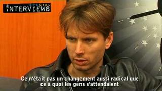 Alex Kapranos Interview @ Garden Nef Party '09