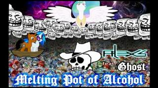 Alex S. (feat. Ghost) - Melting Pot of Alcohol