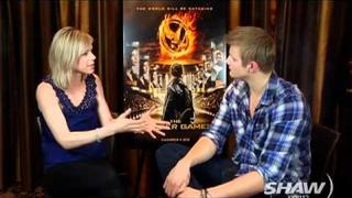 Alexander Ludwig aka Cato from The Hunger Games