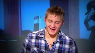 Alexander Ludwig on The Daily SCene