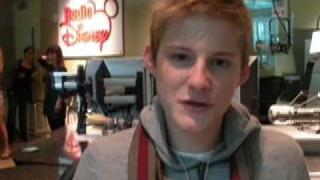 Alexander Ludwig's Ideal Date!