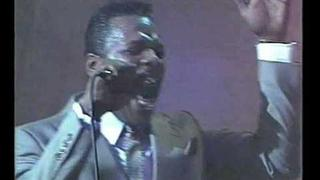 Alexander O'Neal & Cherrelle - Never Knew Love Like This - Live on British TV