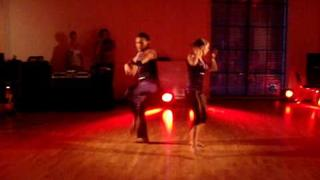 """Alexistyle and Magda """"Mala Mujer"""" Nordic Salsa Experience 2009 Drammnen, Norway"""