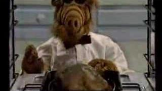 ALF blows up the kitchen