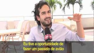Alfonso Herrera para Caras Brasil