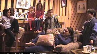 Ali Brustofski, Nick Jonas, Tiffany Giardina and the SOM Kids - Sound of Music
