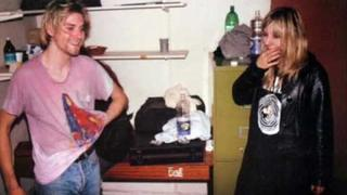 Alice in Chains & Kurt Cobain (GrUnge connection)