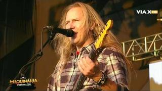 Alice In Chains Live Maquinaria 2011, Chile (Full Show)