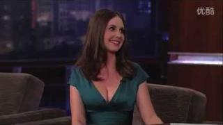 Alison Brie on Jimmy Kimmel Live! 2011Alison Brie on Jimmy Kimmel Live! 2011