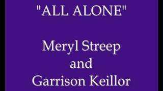 All Alone - A Prairie Home Companion Live show