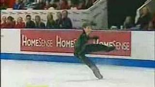 All for you - skate Canada 2007