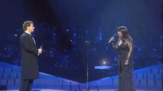 All I Ask Of You-Sarah Brightman and Michael Ball.