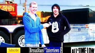 All Time Low Interview #2 Alex Gaskarth UNCUT 2011