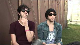 All Time Low interview - Alex Gaskarth and Jack Barakat (part 1)