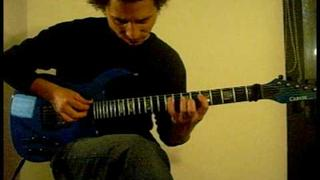 Allan Holdsworth Tokyo Dream played by Juan Cortés