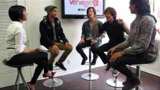 Allstar Weekend interview - VERVEGIRL