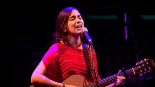 """Almita mia"" Marta Gómez live in New York City"