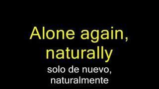 Alone Again - Gilbert O'Sullivan (Subtitulada)