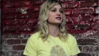 Alternative Apparel | T-Shirt Collaboration with Alison Sudol (A Fine Frenzy)
