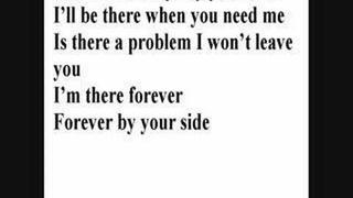 always by your side (edwin mccain - I'll be)