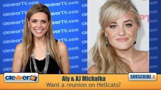 Aly & AJ Michalka Reunion On Hellcats?