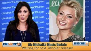 Aly Michalka Talks Music & 78violet Future