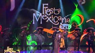 Amaneci Otra Vez - Sandra Echeverría (Fiesta Mexicana 2011)