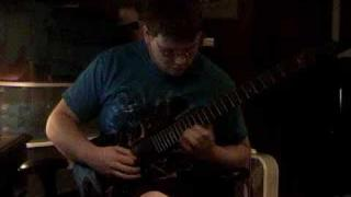 AMAZING Forever in Terror guitar solo