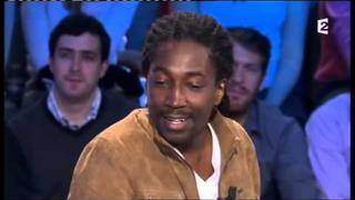 Amelle Chahbi et Noom Diawara - On n'est pas couché 21 avril 2012